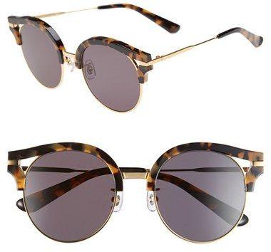 GENTLE MONSTER 50mm Retro Sunglasses