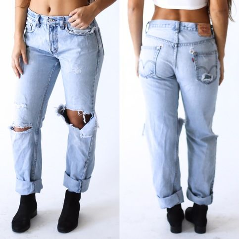 Size chart patches light and loose levi jeans with streaky cut out of the denim solid also berlin blue vintage   bohemian levis rh pinterest
