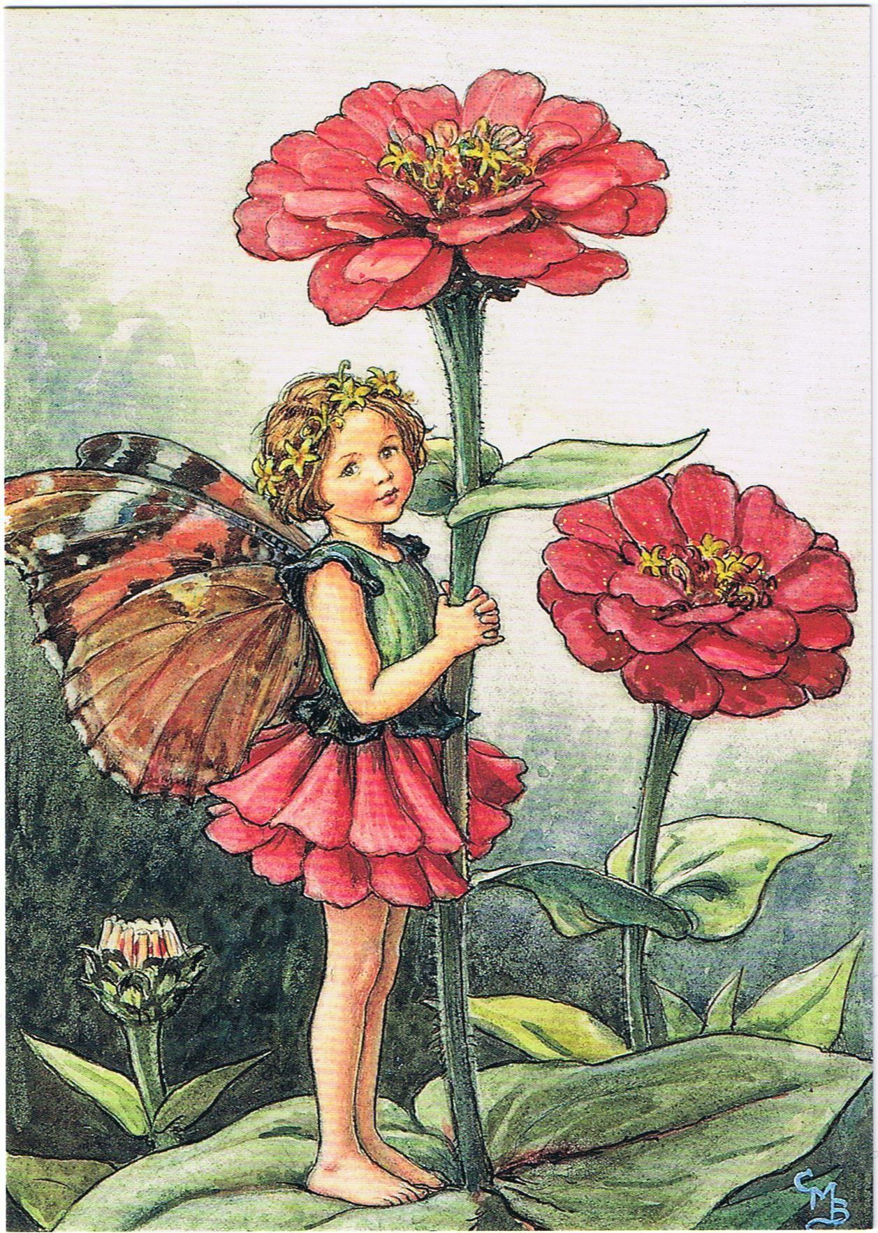Цветочные феи открытки, юбилеем картинки надписи