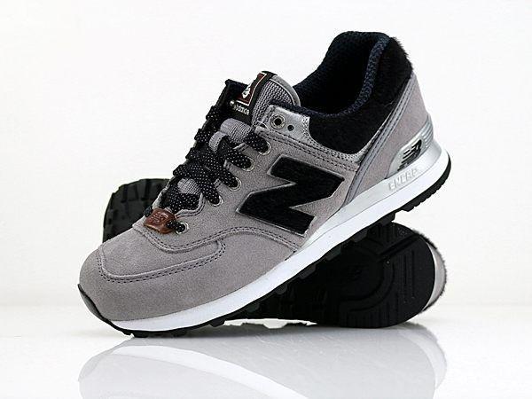 new balance grise noire blanche