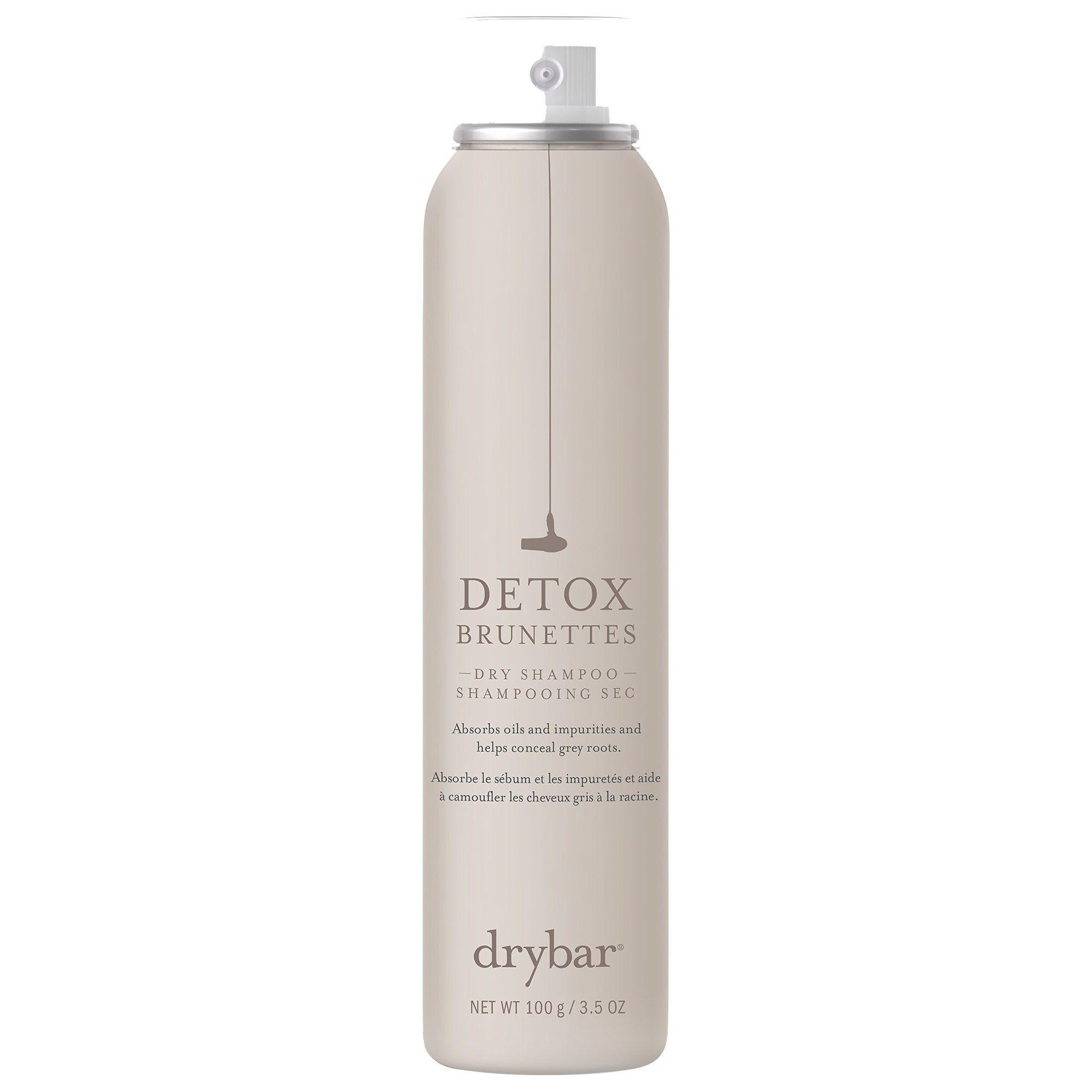 Drybar Detox Dry Shampoo For Brunettes 3 5 Oz In 2021 Dry Shampoo Drybar Detox