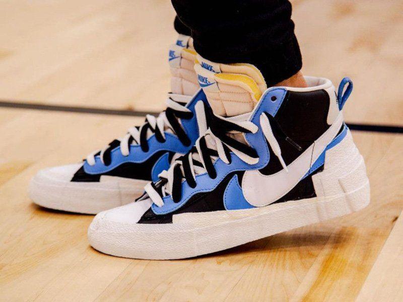 Hype shoes, Sneakers fashion, Nike blazer