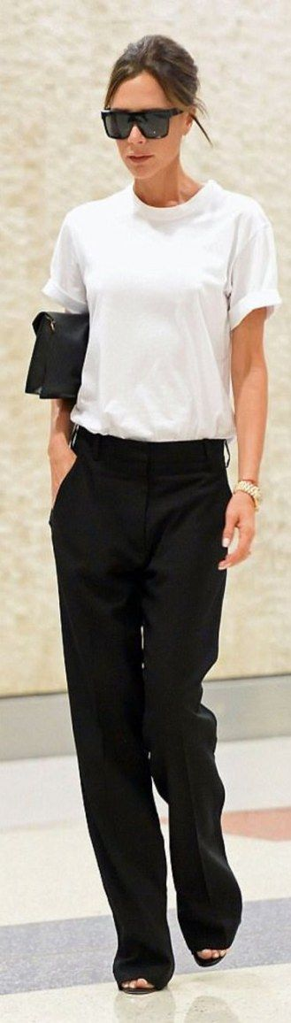 Photo of Super style elegant chic trousers Ideas