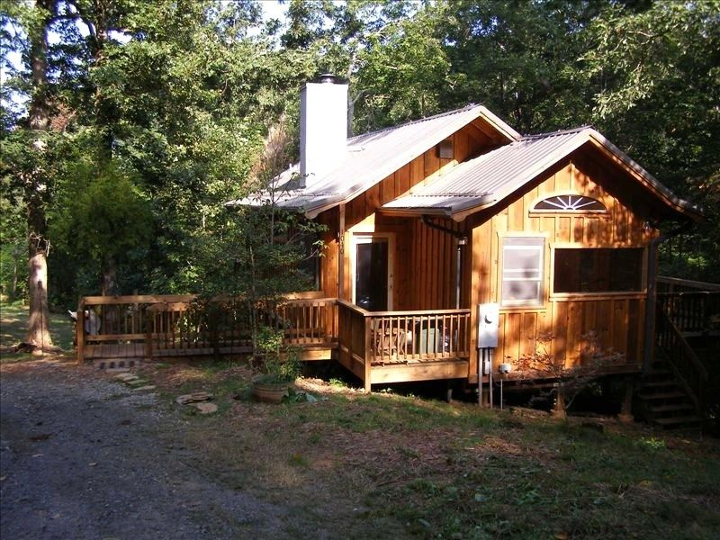 Pickens Vacation Rental   VRBO 104486   1 BR Upcountry Cabin In SC,  Peace In The Forest Retreat   Couples, Artists, Forest Lovers