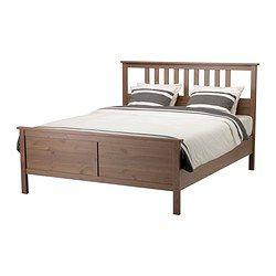 Hemnes Bed Frame Black Brown Full Hemnes Bed King Bed Frame