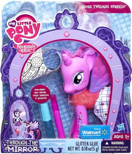 My Little Pony Explore Equestria Crystal Empire Castle Value