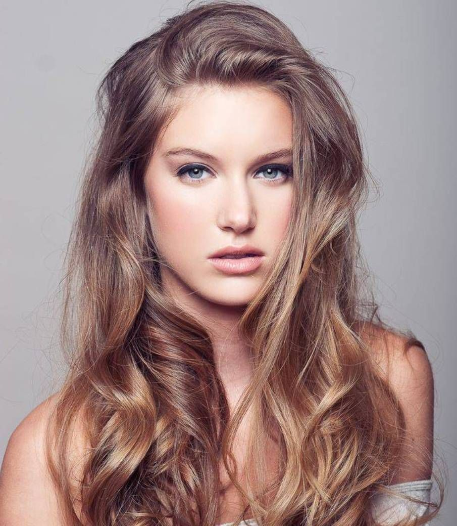 Download Brown Color Hair With Highlights Haircuts For Me