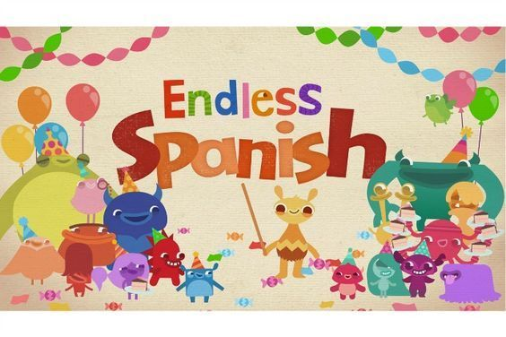 Endless Spanish Our cool free app of the week Learning