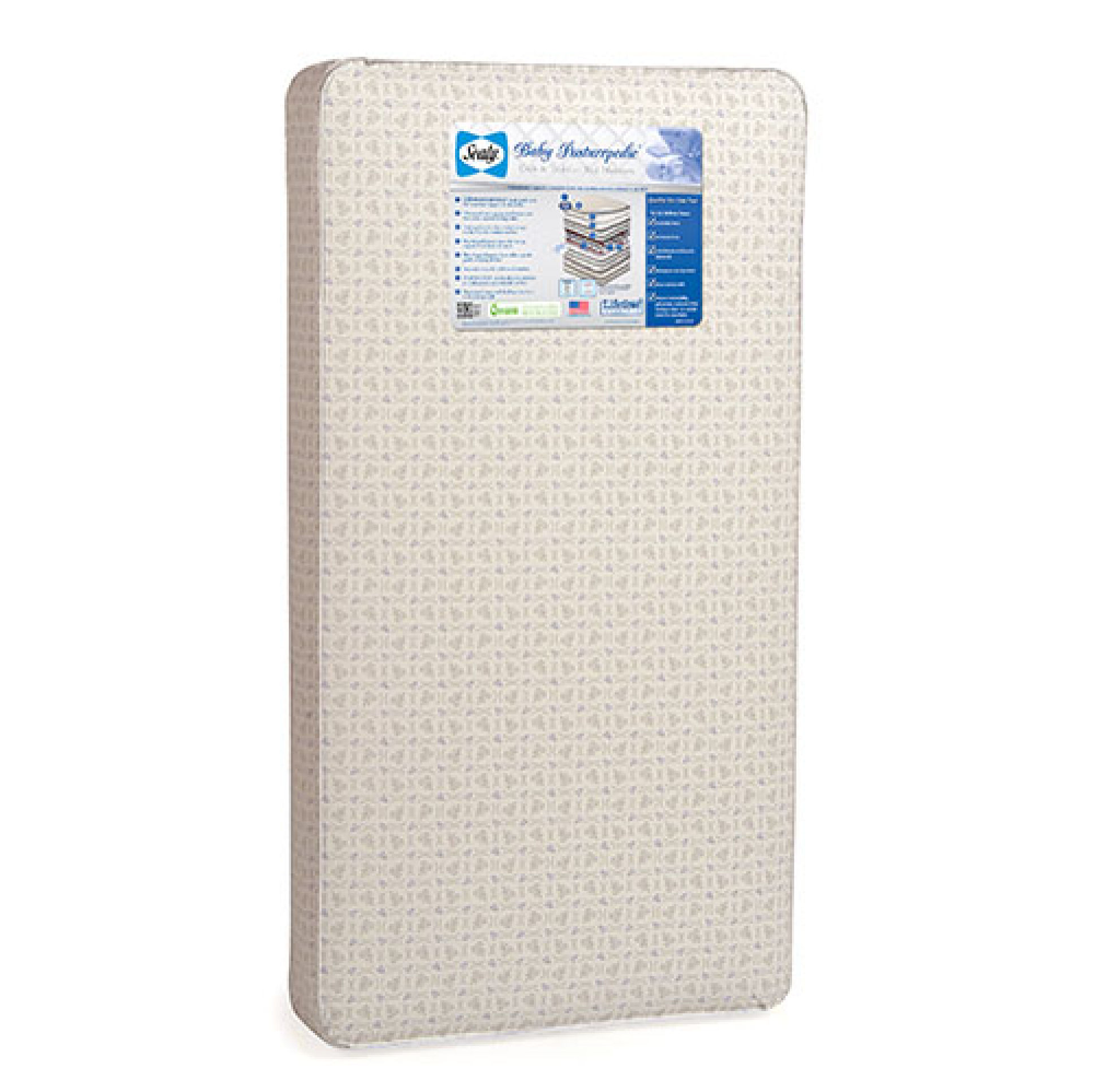 Sealy Baby Posturepedic Crib Toddler Mattress In 2020