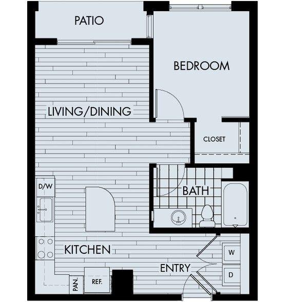 2 Bedroom Apartments Denver: The York On City Park Apartments - Denver, CO