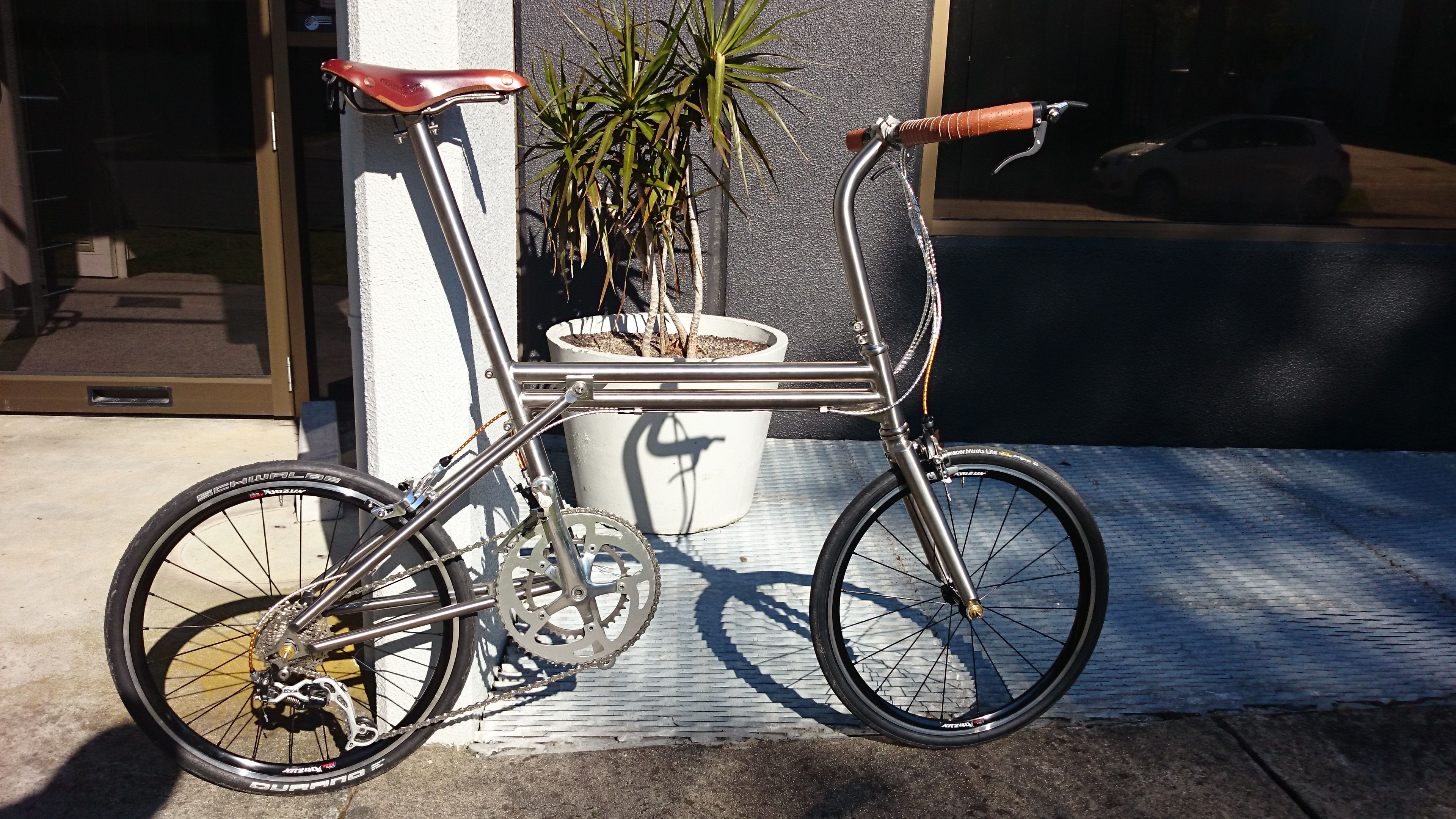 Http Www Bikeforums Net Folding Bikes 991775 Swift Eclipse Html