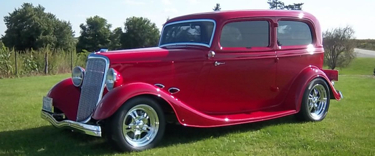 1934 Ford Street Rod For Sale - Illinois | Classic Cars - Ford ...