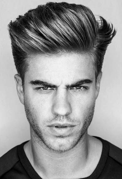 medium length hair style men 75 s medium hairstyles for thick hair manly cut 2866 | 51694d2a6e00623d17bb83e409a4e70a
