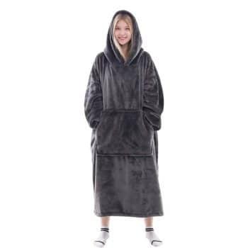 Waitu Blanket Sweatshirt In 2020 Oversized Sweatshirt Wearable Blanket Sweatshirt Blanket