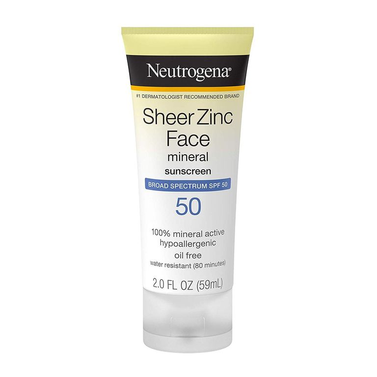 This 10 Zinc Oxide Sunscreen Is Your Best Bet For Sun Protection In 2020 Zinc Oxide Sunscreen Mineral Sunscreen Sunscreen