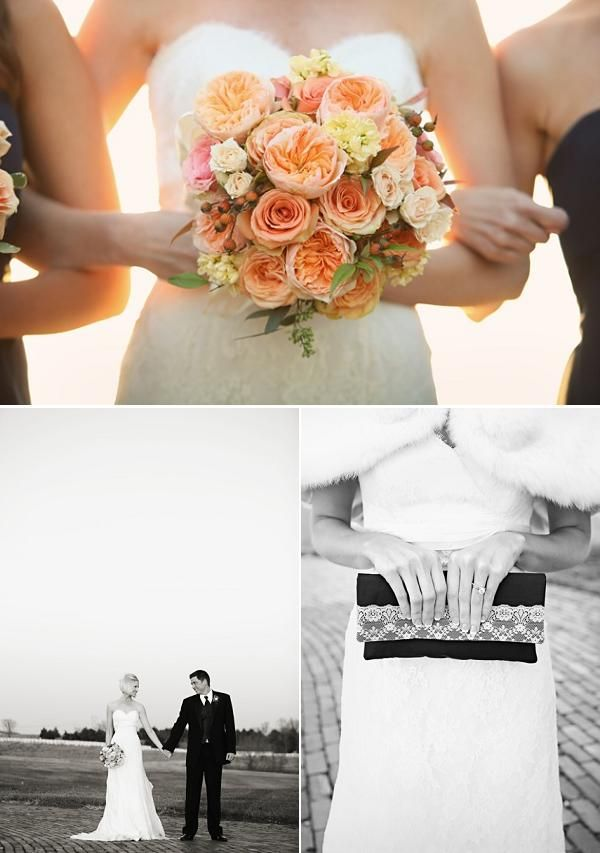 Wedding Ideas & Tips » Chris + Vanessa's Rustic Farm ...