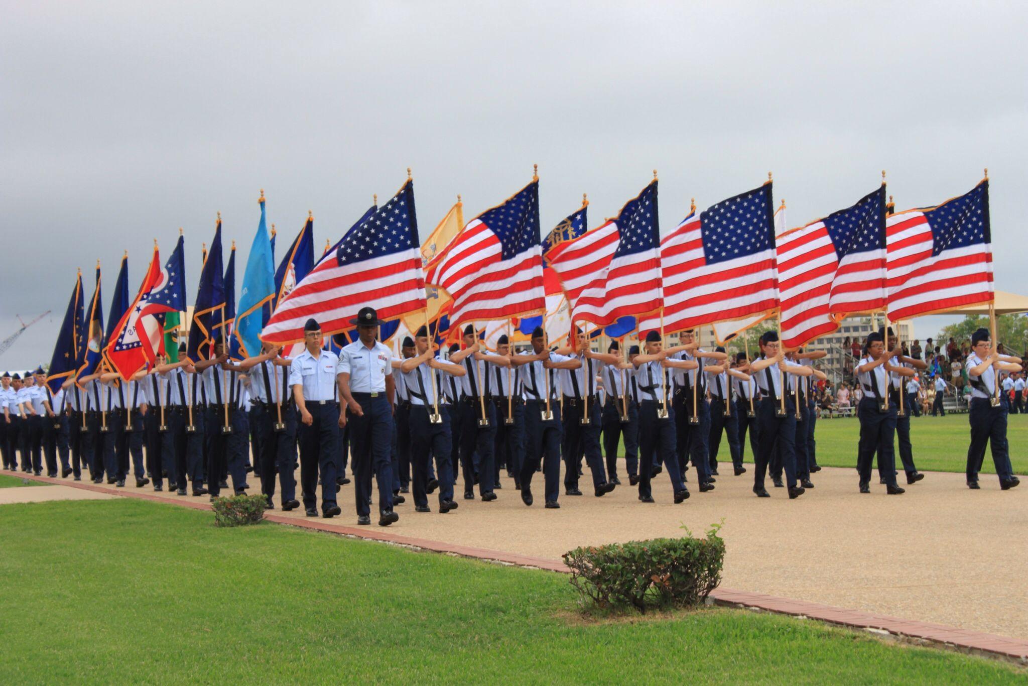 USAF BMT