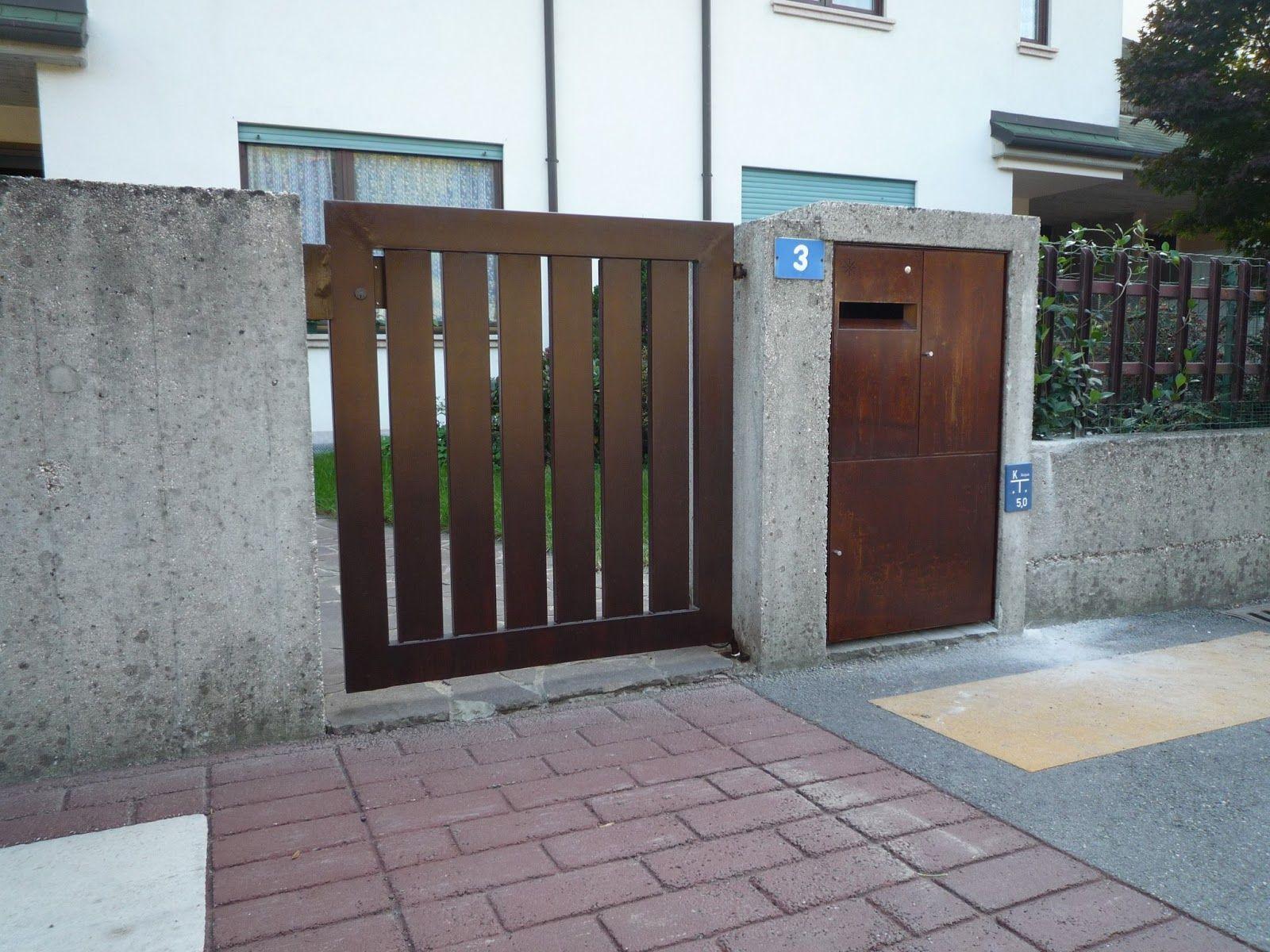 Cancello Esterno Moderno : Cancelli moderni: cancelli da esterno cancelli moderni cancelli