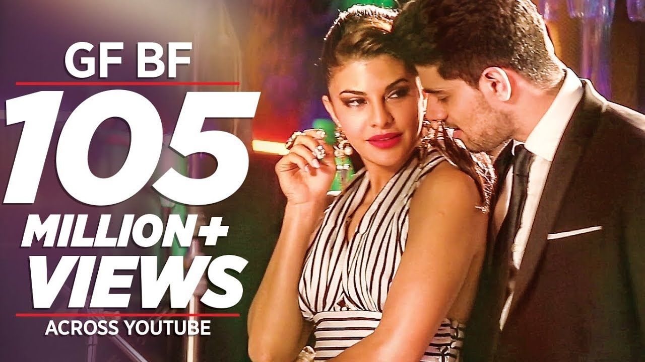 Gf Bf Video Song Sooraj Pancholi Jacqueline Fernandez Ft Gurinder Seagal T Series Youtube In 2020 Bf Video Bollywood Music Videos Songs
