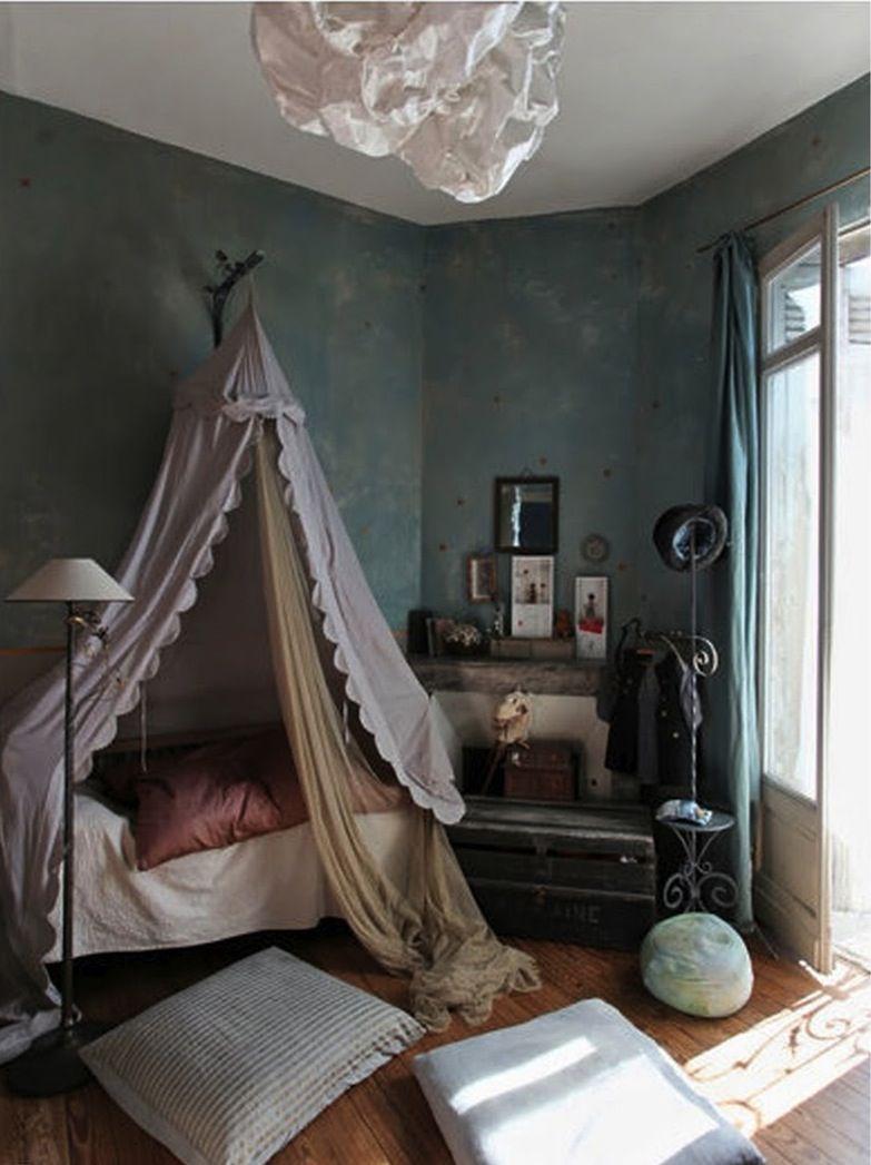 whimsical children's room via emag deco
