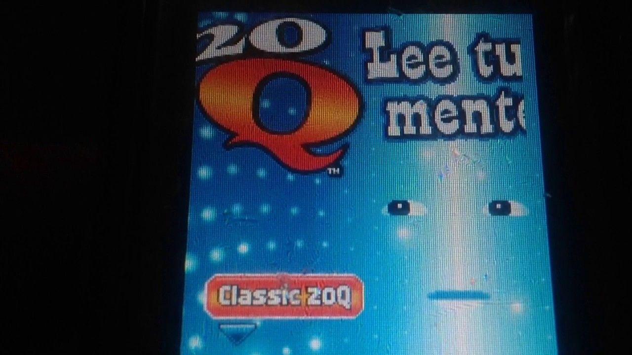 20 Preguntas Juegos Retro Celulares Viejos Sony Ericson W810
