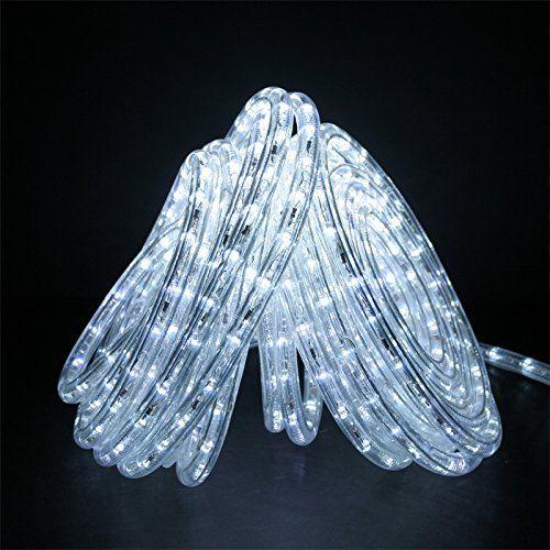 Led Rope Lights On Amazon: Direct-Lighting GRL-50-CW Cool White 50ft LED Rope Light