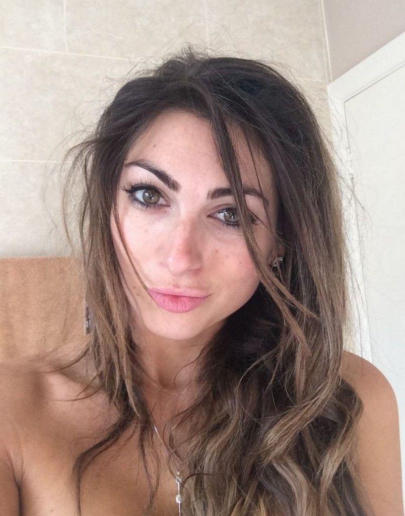 cleavage Snapchat Luisa Zissman naked photo 2017