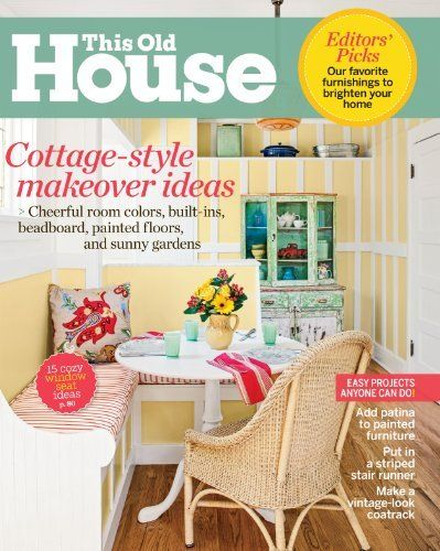 This Old House (1 Year Auto Renewal) Magazine Subscription This Old House  Ventures,  Http://www.amazon.com/dp/B002PXW0XK/refu003dcm_sw_r_pi_dp_XE Vqb0Q5RHTW