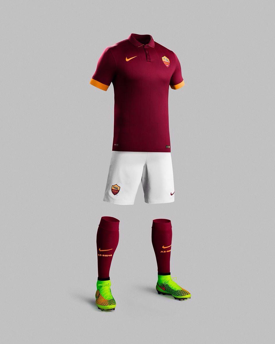 Nike Roma Uniformes De Futbol 8661bbfc3781f