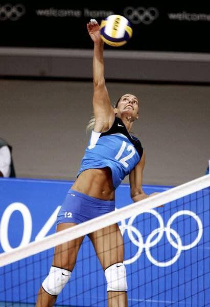 Volleyball player francesca piccinini theme
