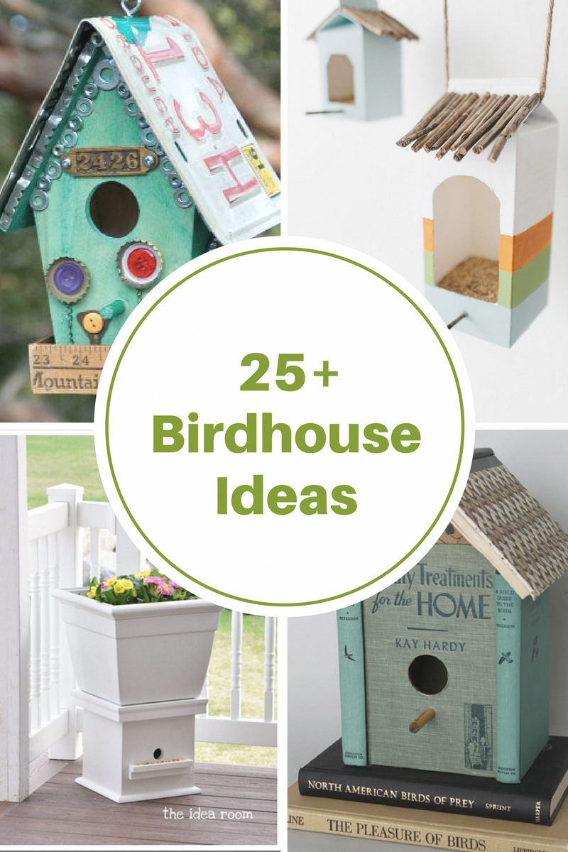 Sharing some fun and unique diy birdhouse ideas that are beautiful outdoor decor will also building pinterest bird houses rh
