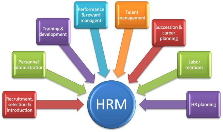 Hrm Dissertation Topic Human Resource Management System In