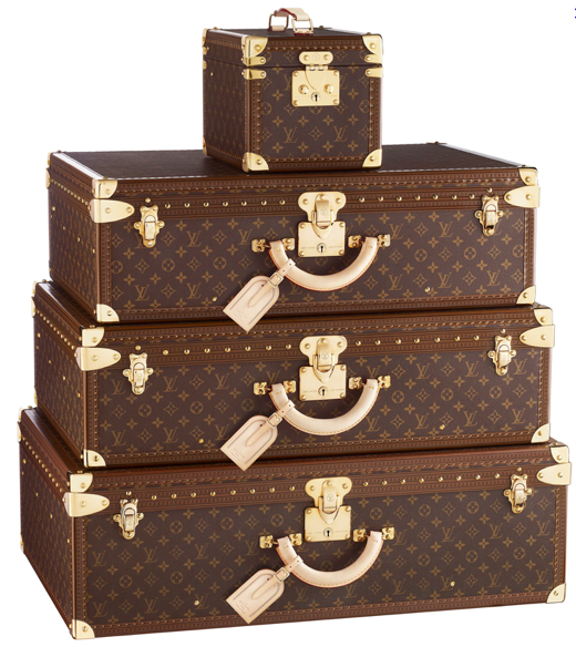 Louis Vuitton Will Show You How to Pack Your Luggage  5422aa0ebf33