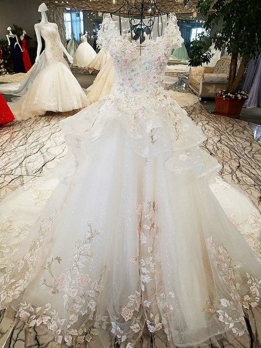Affordable haute couture wedding dress 2017 winter for sale. Off the ...