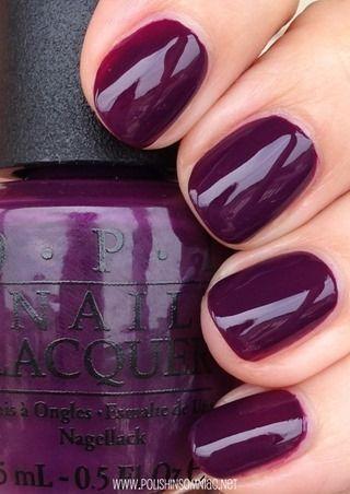 Opi Fall Nail Polish Color