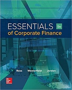 Essentials of corporate finance 9th edition solutions manual ross essentials of corporate finance 9th edition solutions manual ross westerfield jordan free download sample pdf fandeluxe Images