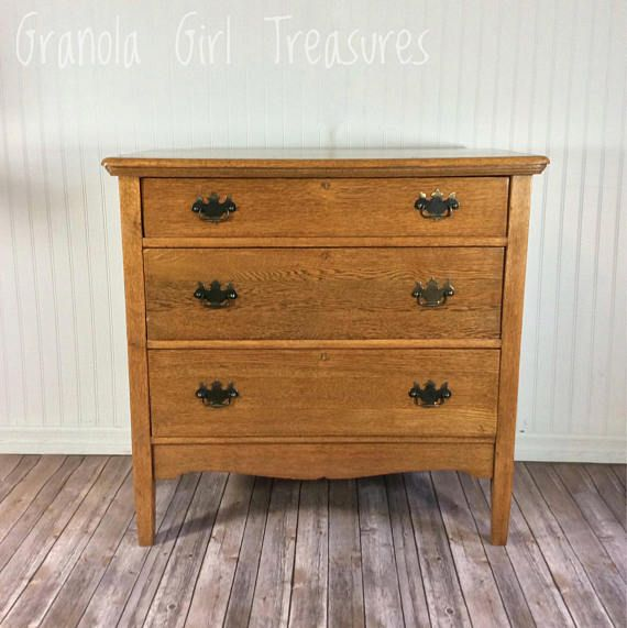 Wonderful Vintage Dressers, Paint Furniture, Hand Painted, Chest Of Drawers, Retro  Dresser