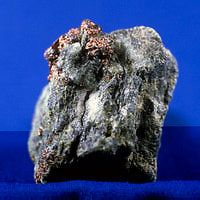 Mineral Photo Gallery: Copper