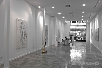 188 North Canon Beverly Hills Retail Store Art Gallery We Designed A New Storefront With