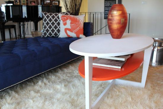 How To Diy Paint An Ikea Vejmon Coffee Table I Will Be