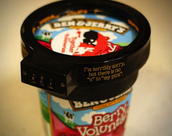 IceCream Lock