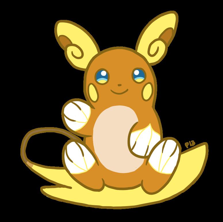 Alolan Raichu Pokemon Pokemon Champions Pokemon Sun