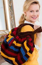 Ravelry: Phat Fat Bag Crochet Pattern pattern by Leslie Stahlhut