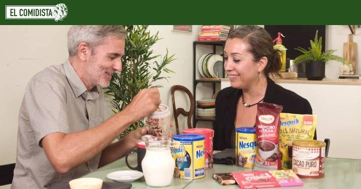 """Cacaos en polvo: ¿cuáles son saludables y cuáles """"azúcar marrón""""?"""