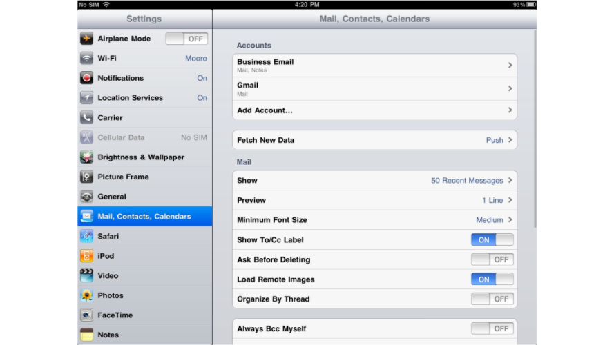 How to recover Hotmail Password on iPhone? Business