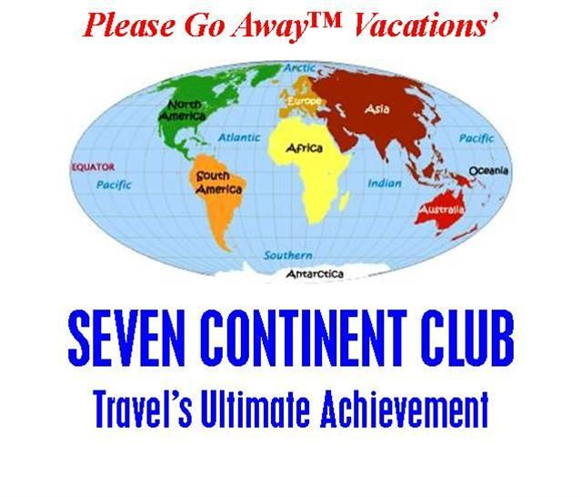 Visit All Seven Continents Down To Go Adventures And My - List of all the oceans in the world