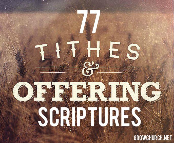 Humorous stories to encourage tithing