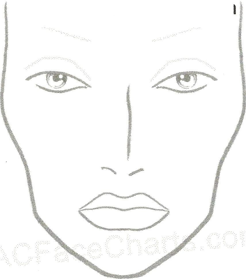 The importance of planning blank face chart mac make up first the importance of planning blank face chart mac baditri Gallery