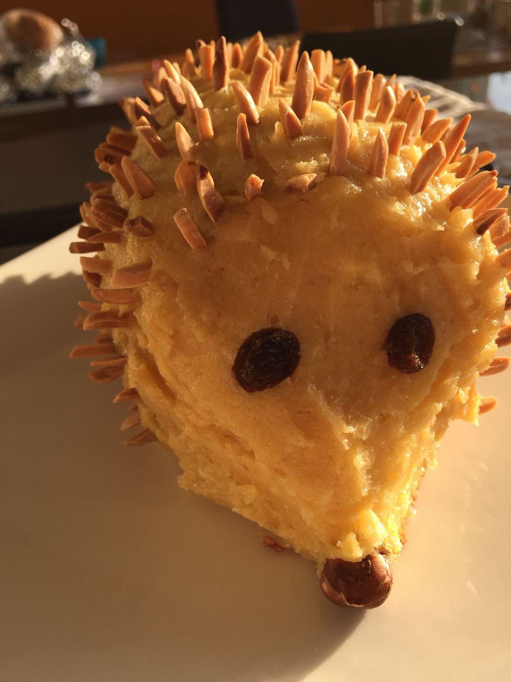 Igel Kuchen Cake Mit Buttercreme Essbares Pinterest