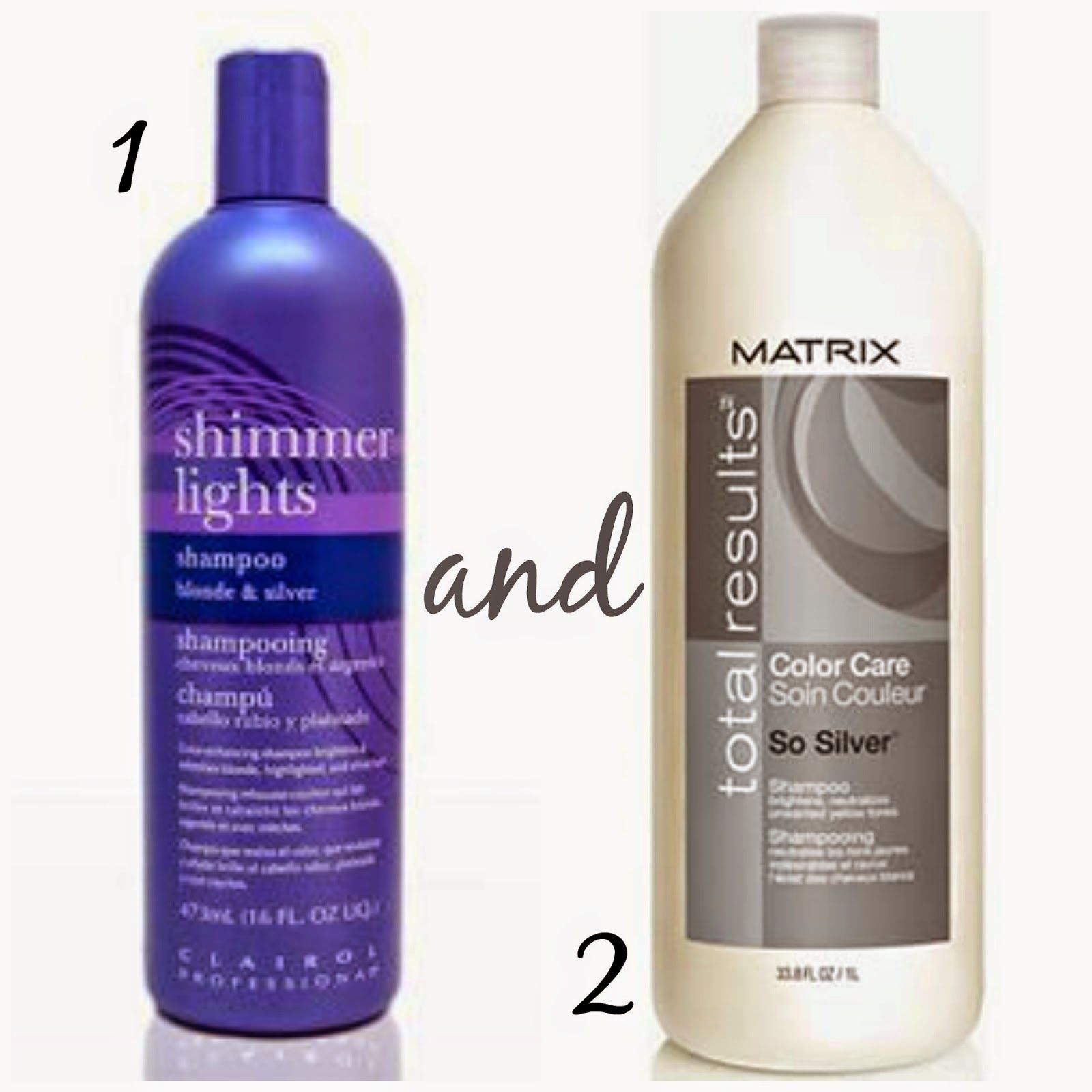 These products are THE BEST to get any brassy orange color ...